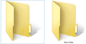 Easy Way To Create A Folder That Is Nameless On Your PC